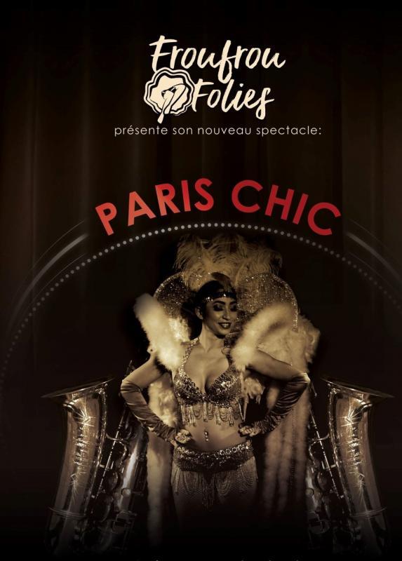 Froufrou folies cdfg reveillon 2019